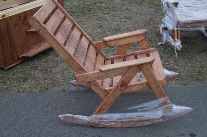 кресло качалка ремесленника