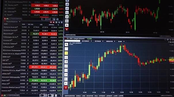 график биржи Форекс