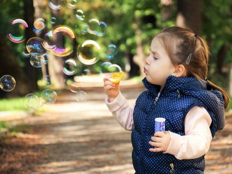 детский товар игрушка для запуска пузырей
