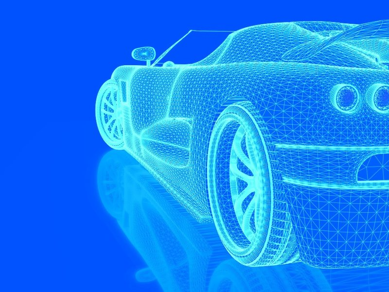 прототип электроавтомобиля